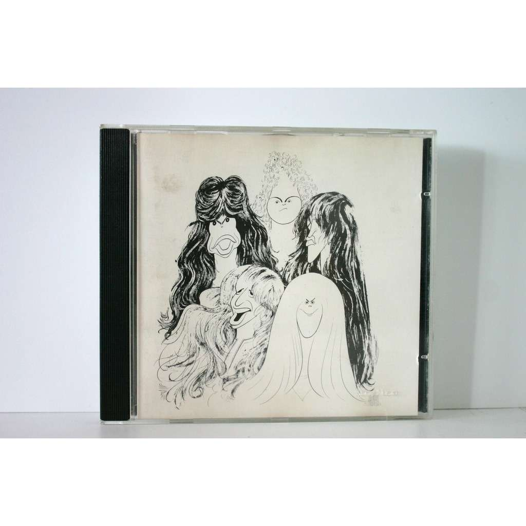 Draw The Line By Aerosmith Cd With Vinyldreams Ref 116277268