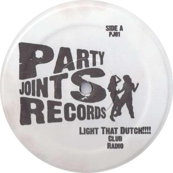 DJ Missy B Light That Dutch / Freak Me Baby