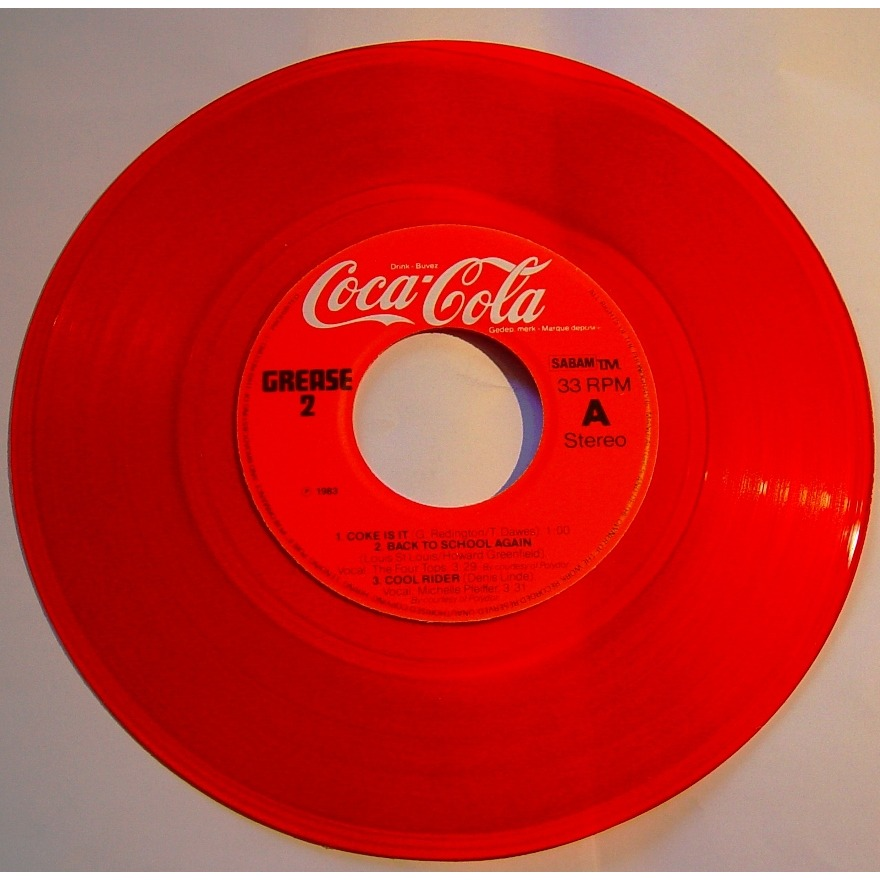 Colored Vinyl Back To School Again Cool Rider Prowlin