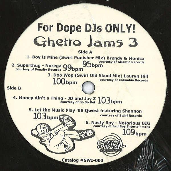 Ghetto Jams 3 Ghetto Jams 3