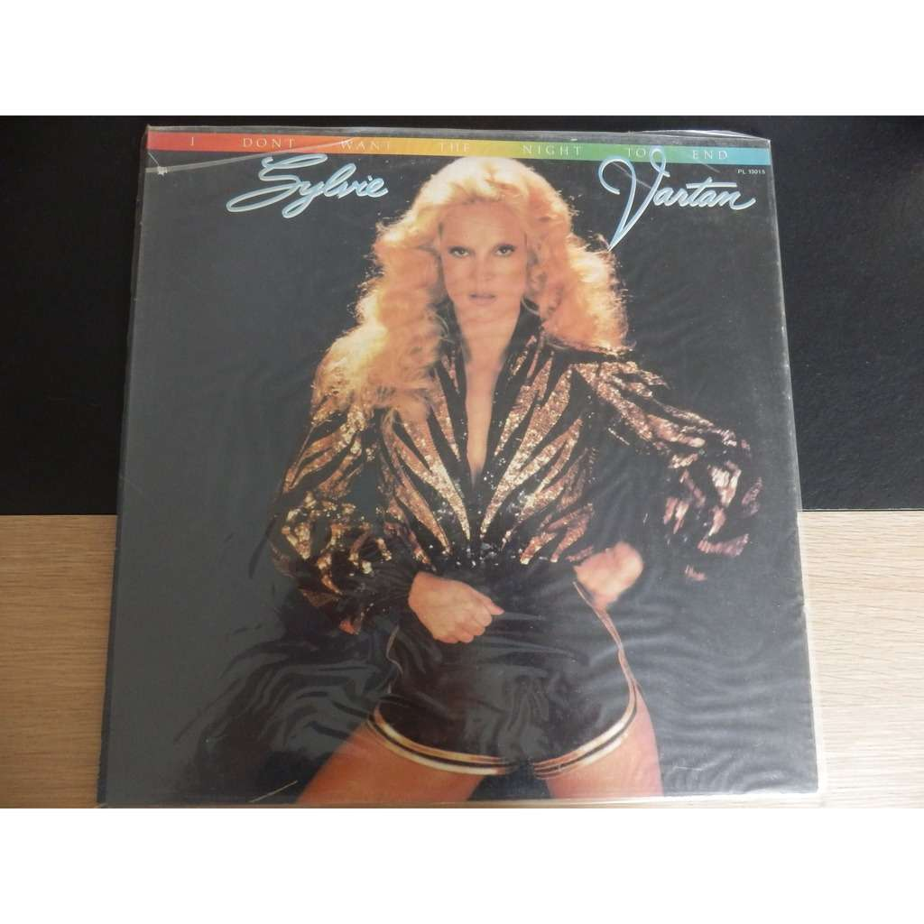 sylvie vartan i don't want the night to end