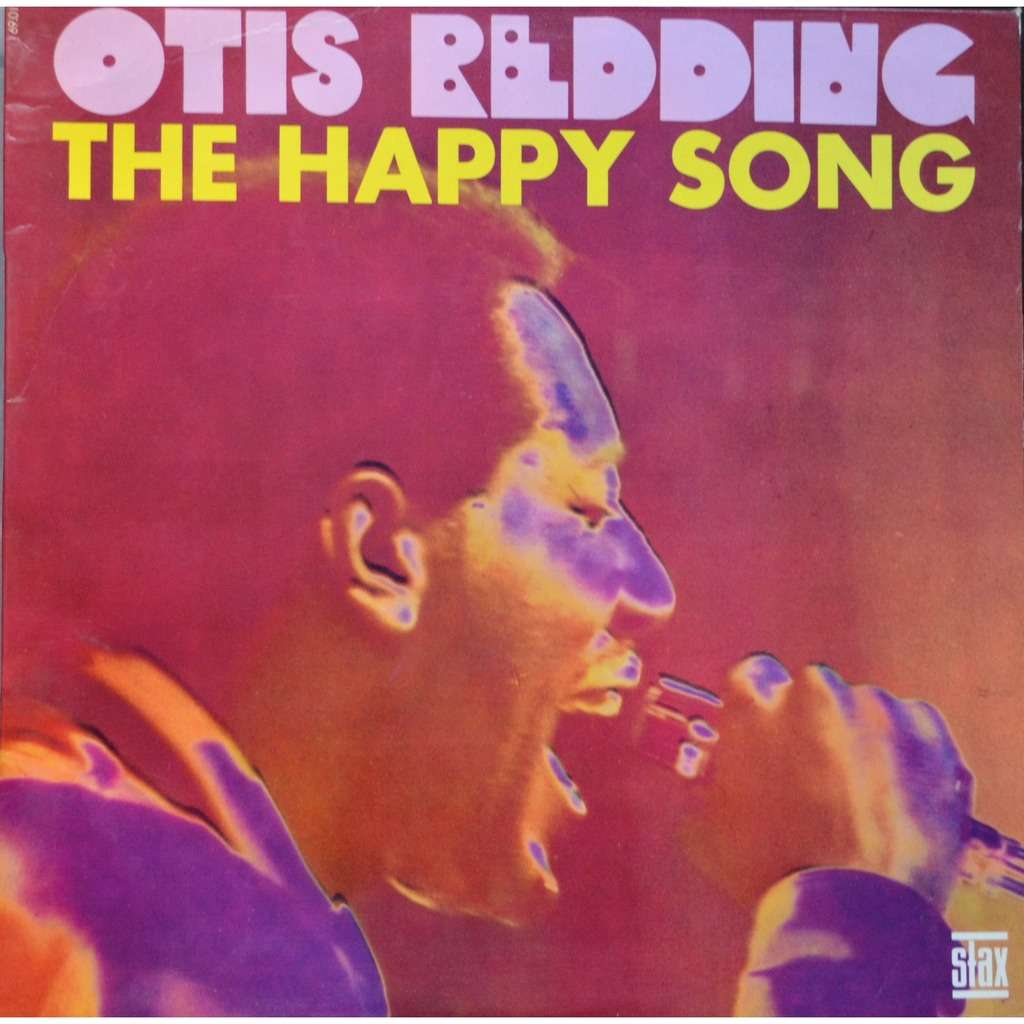 OTIS REDDING the happy song