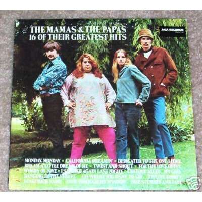 Greatest Hits - The Mamas & the Papas | Songs, Reviews ...