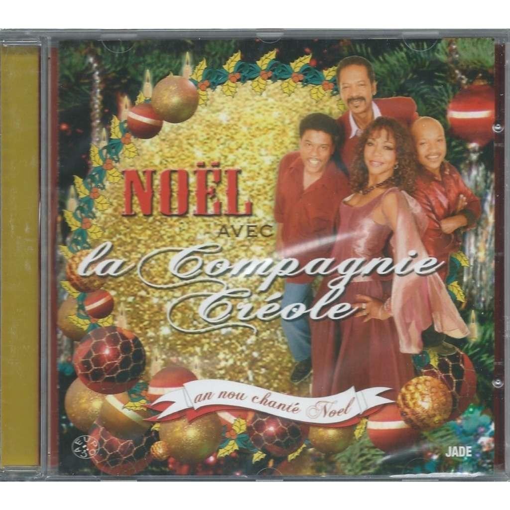 noel compagnie créole Noël avec la compagnie créole de La Compagnie Créole, CD chez  noel compagnie créole