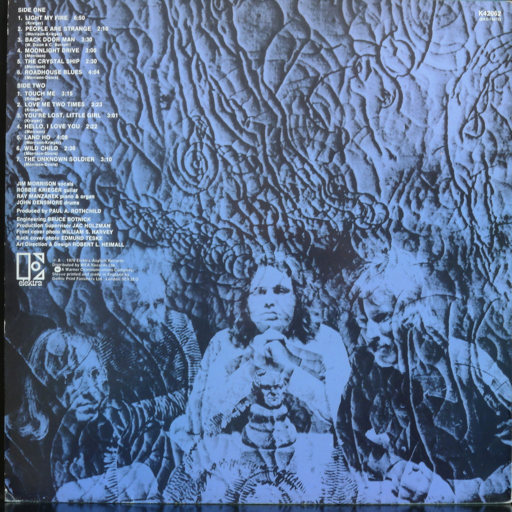 THE DOORS 13; THE DOORS 13 ...  sc 1 st  CD and LP & 13 by The Doors LP with soulvintage59 - Ref:116291355