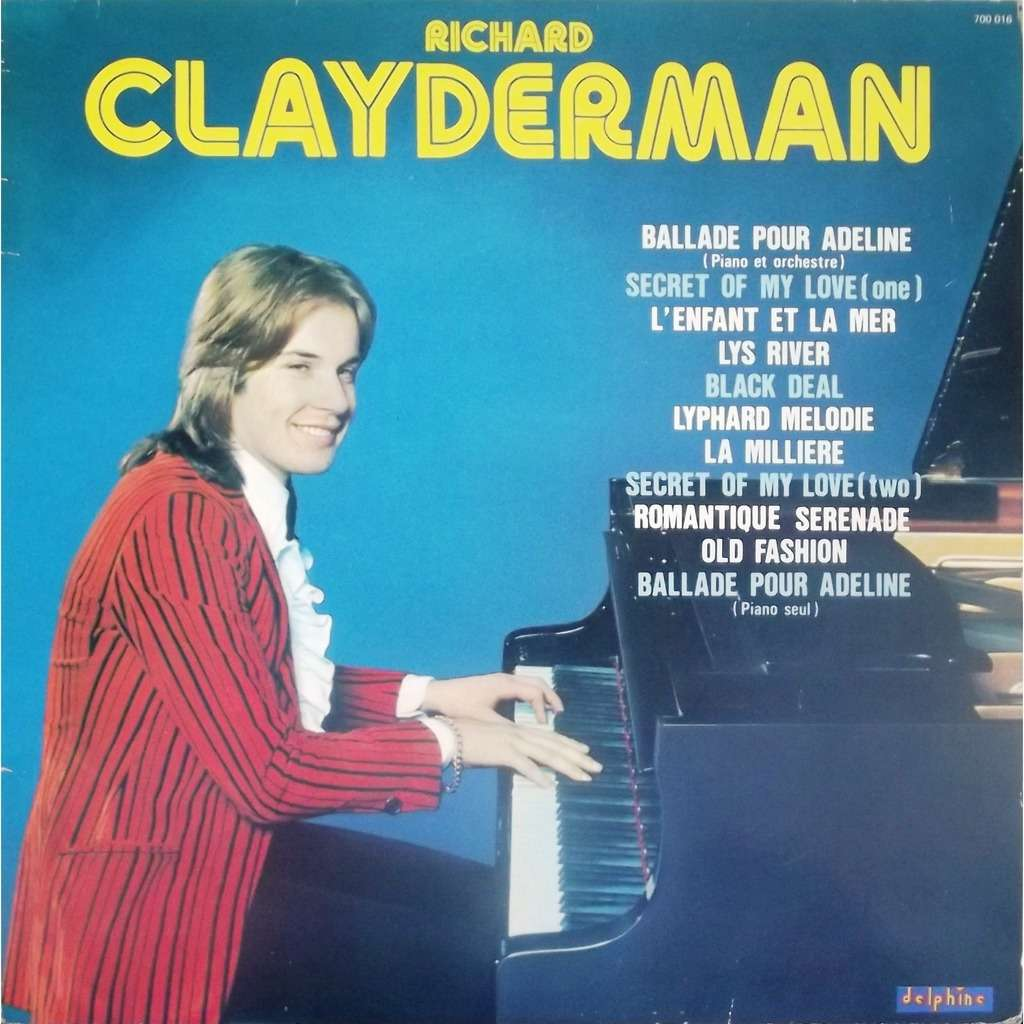 Richard Clayderman - Portrait