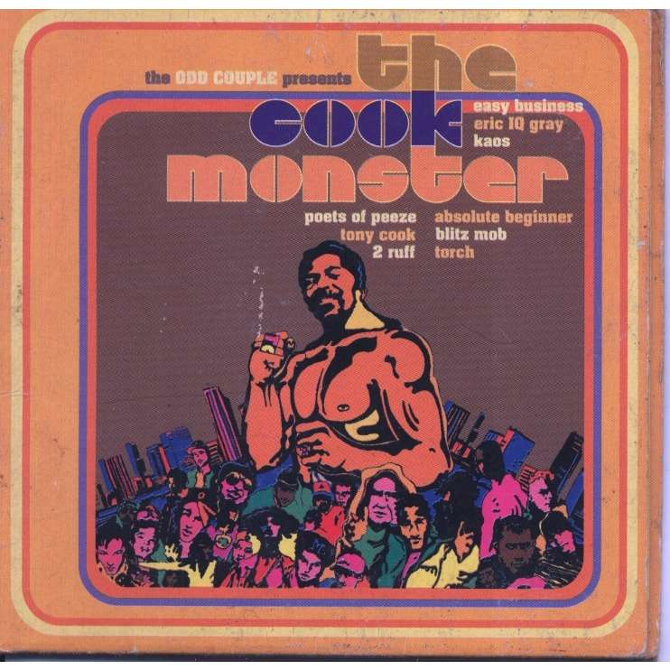 various artists the cook monster