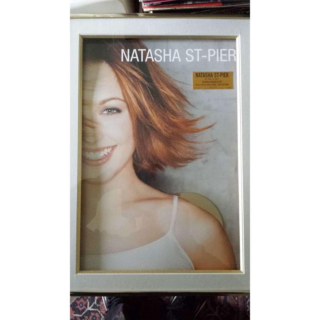 natasha st pier de l'amour le mieux disque d'or