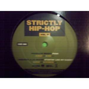 Strictly Hip-Hop Vol.8 Strictly Hip-Hop Vol.8