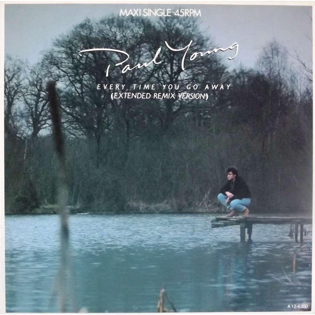 Paul Young - Everytime You Go Away (subtitulos en Español ...