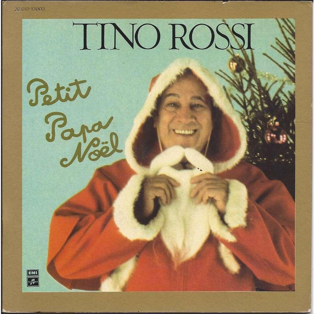 petit papa noel + 3 de TINO ROSSI, 45T Gatefold chez boncla01