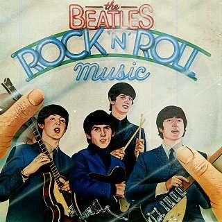 THE BEATLES ROCK'N ROLL édition originale uk