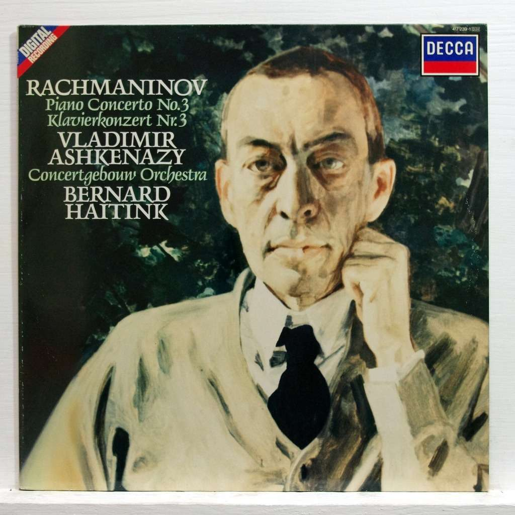 Rachmaninov Piano Concerto No 3 In D Minor Op 30 By
