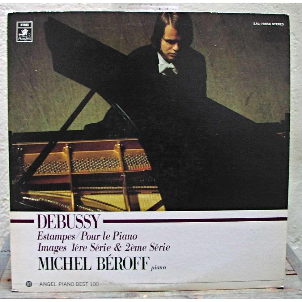 debussy Estampes / Pour le piano   Images 1ere série & 2eme série