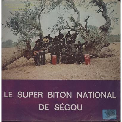 Super Biton De Segou Afro Jazz Du Mali