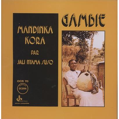 Jali Nyama Suso Gambie, Mandinka Kora