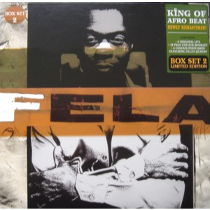 FELA KUTI BOX SET VOLUME 2