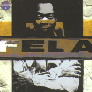 FELA KUTI BOX SET VOLUME 4