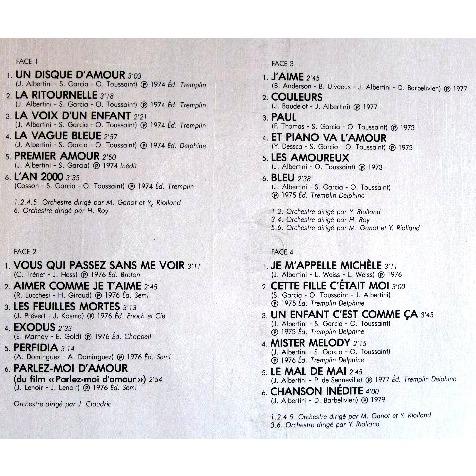 Michele Torr Enregistrements originaux -Album 2 disques