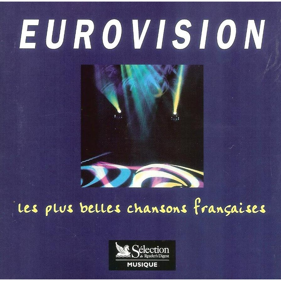 eurovision les plus belles chansons francaises coffret 3 cd 73 titres de eurovision cd x. Black Bedroom Furniture Sets. Home Design Ideas
