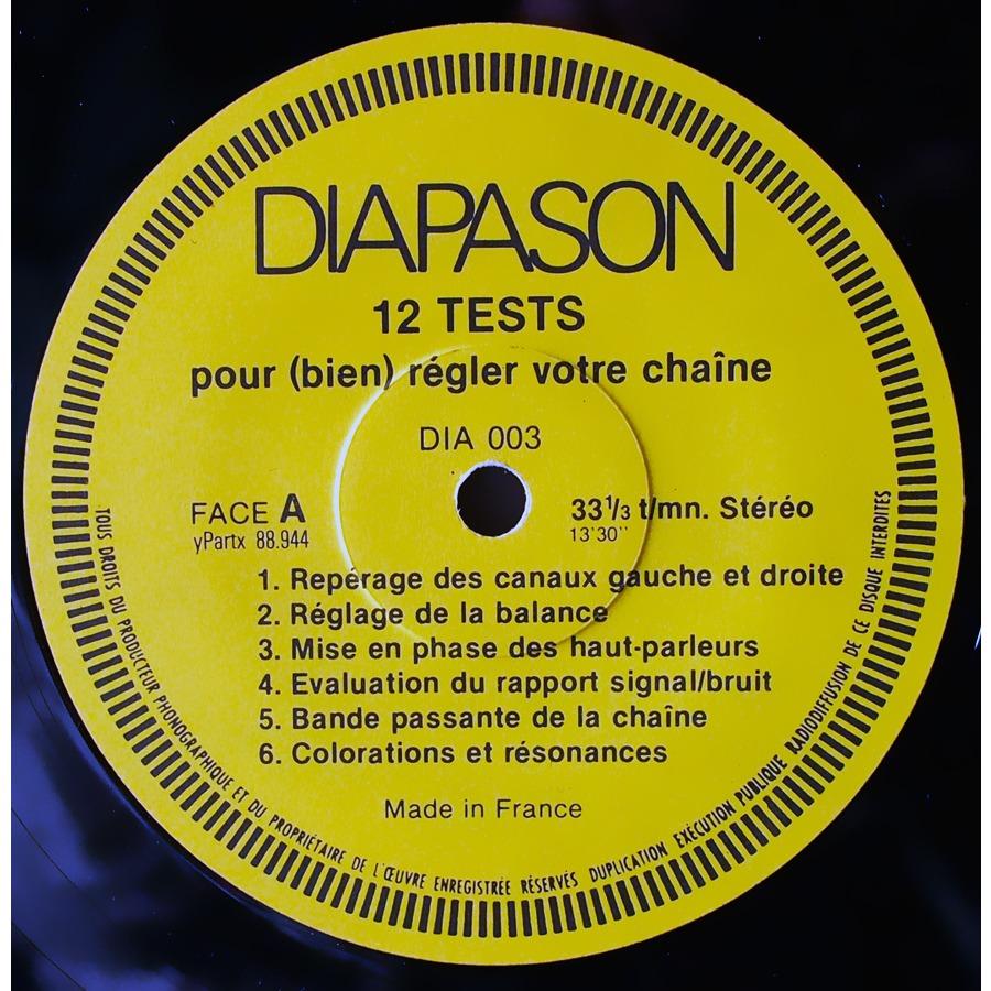 Diapason HI-Fi 12 test Diapason