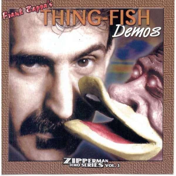thing fish demos zipper man lbl ltd 2cd set full ps de tom waits