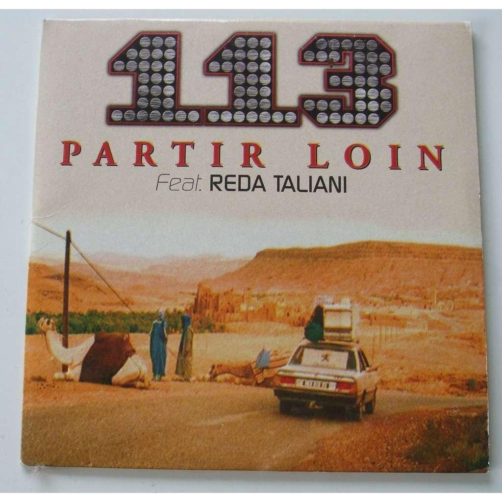 reda taliani-113 partir loin