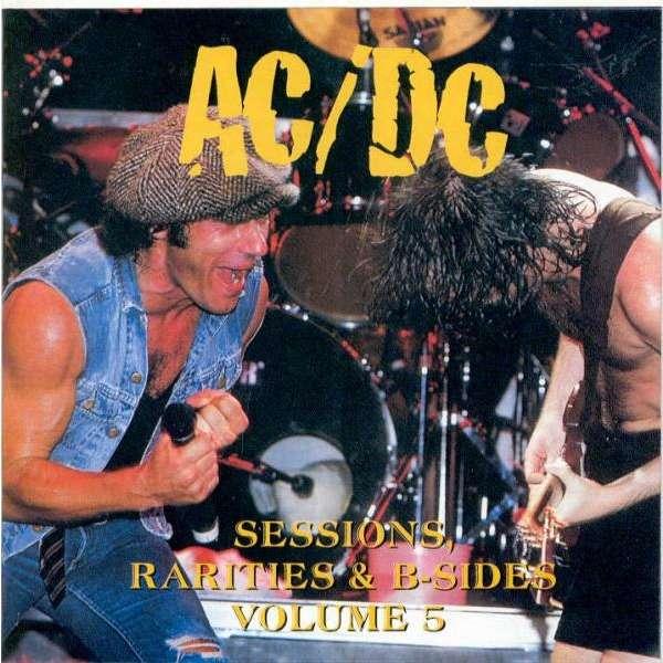 Sessions Rarities Amp B Sides Vol 5 Melbourne Au 08 02 1988