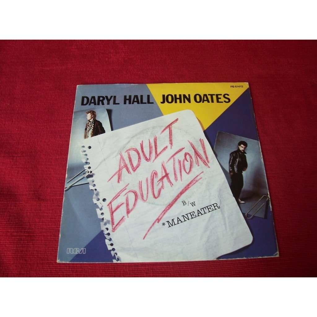 daryl hall john oates adult education