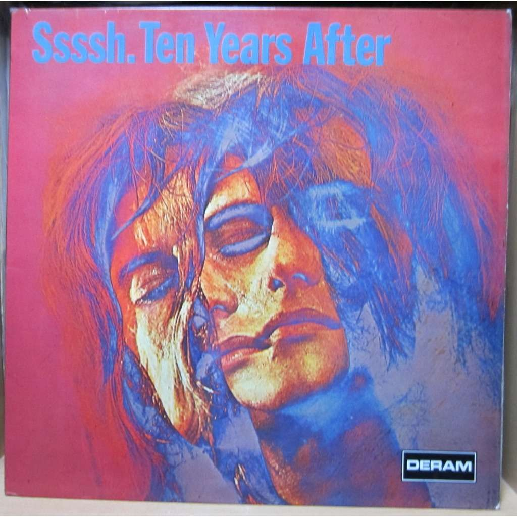 Ssssh By Ten Years After Lp With Harryson Ref 116393979