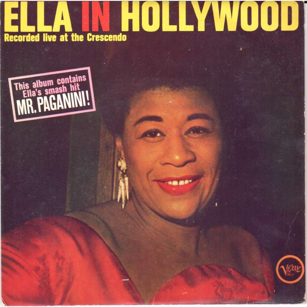 Ella In Hollywood By Ella Fitzgerald Ep With Morphee2005