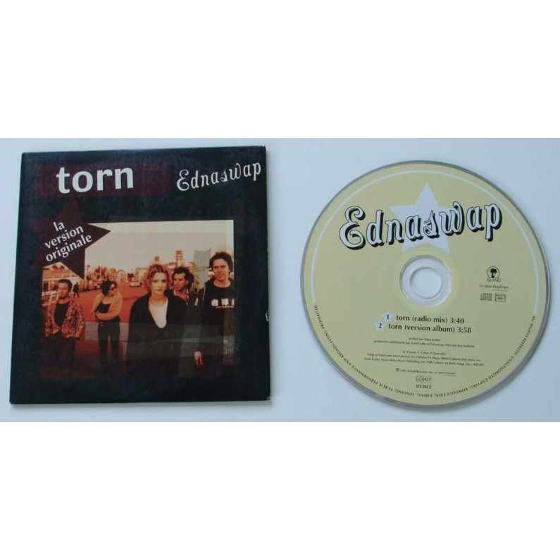 Torn by Ednaswap, CDS with dom88
