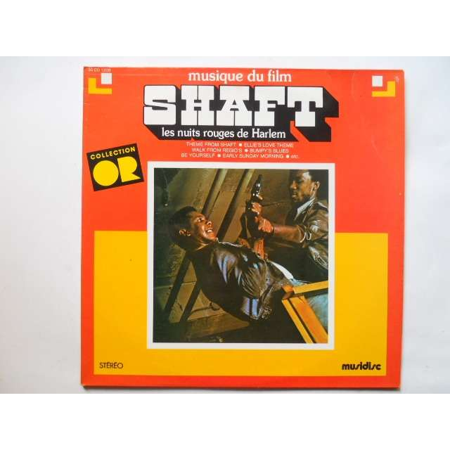 Soul Mann & the brothers Shaft