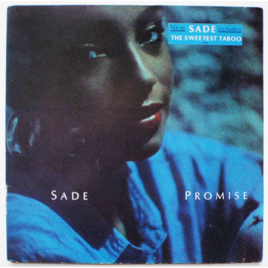 Promise By Sade Lp With Pefa63 Ref 116402290