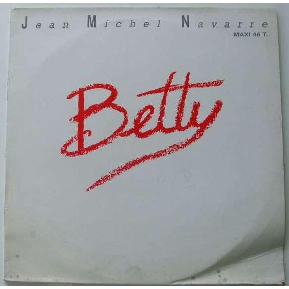 Jean-Michel Navarre Betty