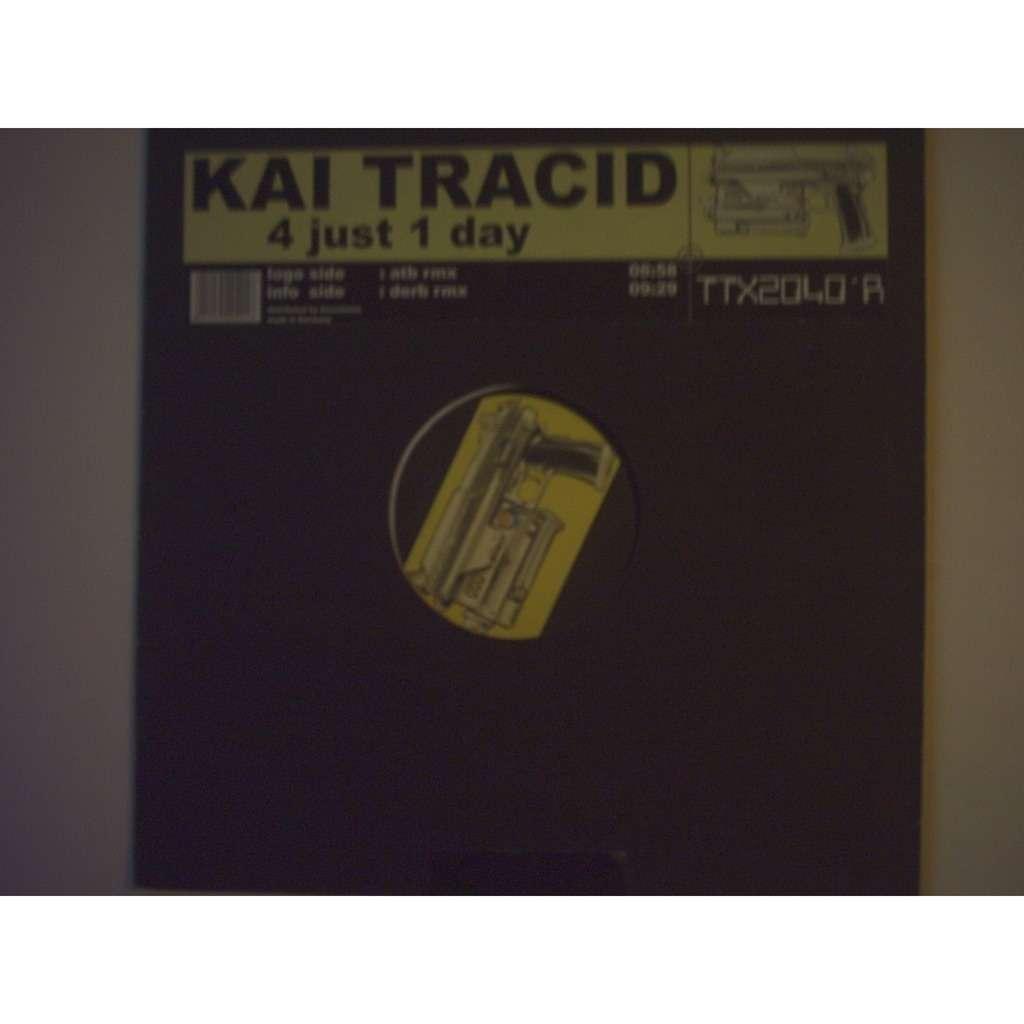 kai tracid 4 just 1 day (atb remix)