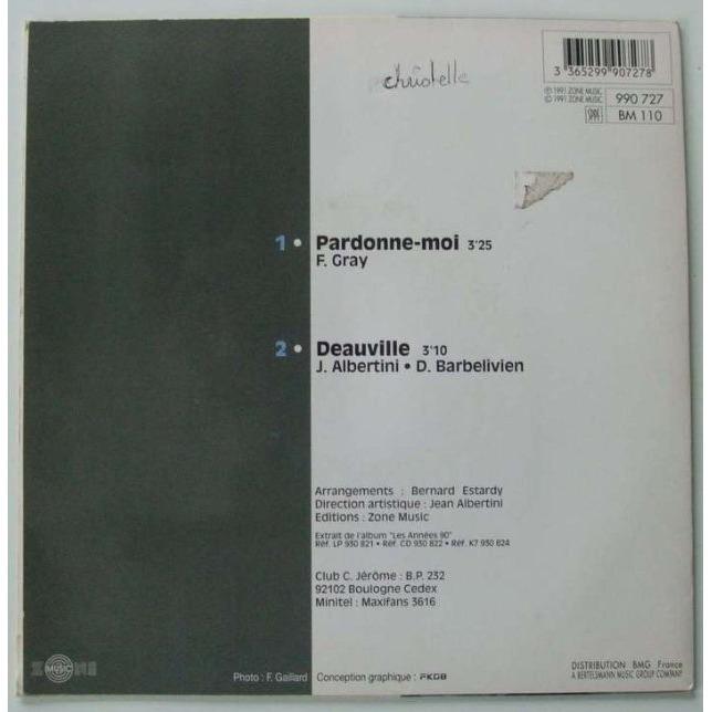 C Jerome Pardonne-moi / Deauville