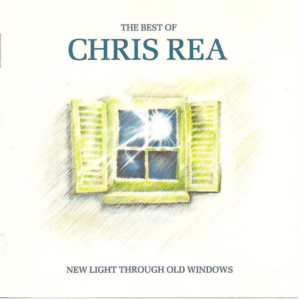 New Light Through Old Windows By Chris Rea Cd With