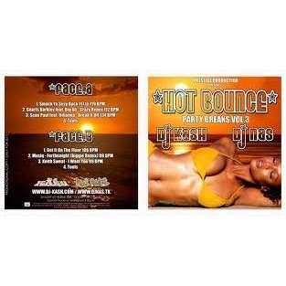 Dj Kash & Dj Nas Hoit bounce - Party breaks vol.3