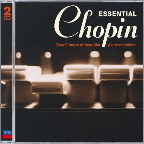Chopin, Frédéric Essential Chopin - Over 2 Hours of Beautiful Piano Music /  Ashkenazy
