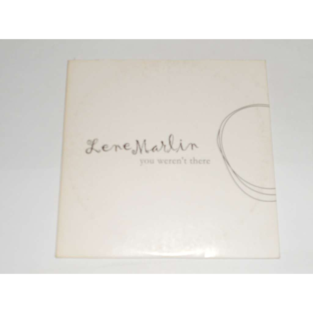 Lene MARLIN You weren't there PROMO 1 titre