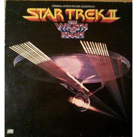 Star Trek Ii The Wrath Of Khan By James Horner Star