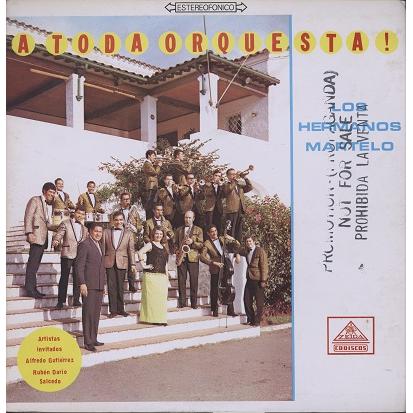 Hermanos Martelo A Toda Orquesta !