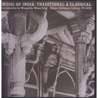 Music Of India Traditional & Classical