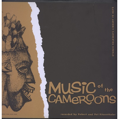 Music Of The Cameroons S/T