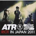 ATARI TEENAGE RIOT - Riot In Japan 2011 (cd) - CD