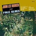 JOHN LEE HOOKER - Folk Blues (lp) Ltd Réédition -E.U - 33T