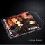 POCHETTE POUR CD & LIVRET AVEC RABAT NON ADHÉSIF - 50 Pochettes en polypro refermable pour CD single - 200 gr