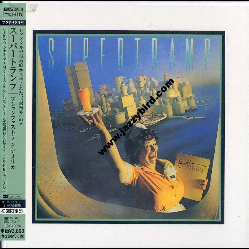 Supertramp Breakfast In America Trendyyy Com
