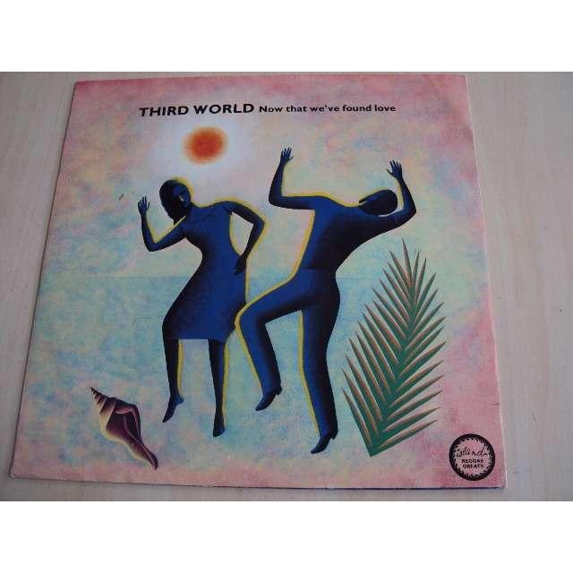 third world NOW THAT WE FOUND LOVE (REMIX BY PAUL HARDCASTLE) 1985 UK (MAXIBOX)